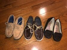 Mixed lot of kids shoes