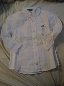 Boys Button-Up Shirt From Children's Place Size XS (4)