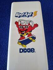"Vintage Dixie Cup Dispenser "" KOOLAID"" Riding a Skateboard"