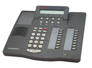 Avaya Lucent Callmaster V - Charcoal New