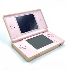 Console Nintendo DS Lite - Rose - Japonaise - Sans chargeur / Fonctionnelle