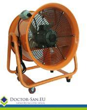 Windmaschine, Hallenventilator, Baugebläse Axialventilator- 50cm - 9960 m³/Std.