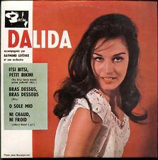 DALIDA - ITSI BITSI PETIT BIKINI - CD SINGLE REPLICA DU SUPER 45 T