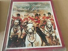 The Great British Regiments collection of badges complete collection with notes