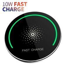 Ultra Slim Fast Wireless Charger foriPhone And Samsung