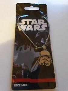 Star Wars Stormtrooper Necklace