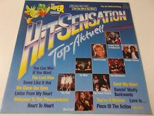 39516 - HIT-SENSATION TOP-AKTUELL - 1985 ARIOLA VINYL LP (FLIRTS GO WEST FGTH)