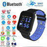 Smart Sport Watch Heart Rate Monitor Fitness Tracker Waterproof For IOS Android