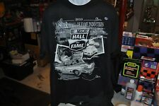 NEW RARE 2010 Hall of Fame Induction Ceremony T-Shirt Earnhardt!!