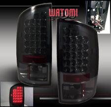 07-08 DODGE RAM 1500/07-09 2500 3500 PICKUP LED ALTEZZA TAIL BRAKE LIGHTS SMOKE