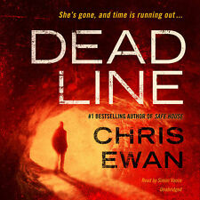 Dead Line by Chris Ewan (2014, CD, Unabridged)