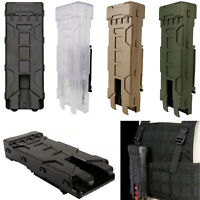 Tactical Airsoft Molle 12 Gauge Shotgun Magazine Shell Pouch 10 Round Holder New