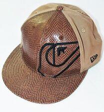 59FIFTY New Era Flatbilled True Fit Baseball Cap Sports Hat  Adult Quiksilver