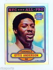 Otis Anderson - St. Louis Cardinals  2001 Topps Archives Res. 80' Topps Reprint