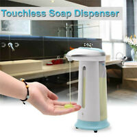 Handsfree Automatic Infrared Sensor Foaming Soap Dispenser Touchless Household