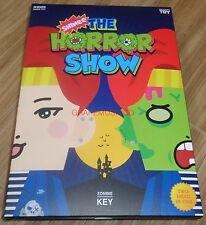 SHINEE PAPER TOY OFFICIAL SMTOWN TOY THE HORROR SHOW KEY VER. + PHOTO CARD NEW