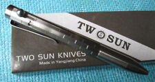 New Twosun EDC TC4 Titanium Tactical Office Pocket Pen TS-PEN10