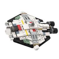 MOC-50605 Micro Ghost & Phantom 294 PCS Good Quality Bricks Building Blocks Toys