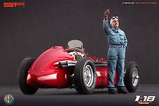 1/18 Nino Farina figure VERY RARE !!! for 1:18 Autoart Alfa Romeo Ferrari