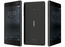 "BNIB Nokia 3 Dual Sim Unlocked 16GB 2GB RAM 4G LTE 8MP 5"" GPS Android Smartphone"