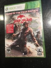 Dead Island: Game of the Year Edition -Xbox 360 Brand New Factory Sealed