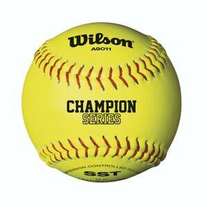 Wilson NFSHSA 12 Inch Softball