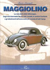 MAGGIOLINO RIVISTA SPECIALIZZATA AUTO DI MARIO LURAGHI EDITO DA GAIA 17 X 24 CM