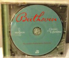 London Symphony  - Beethoven : Classics of a Lifetime CD Definitive 2001 New