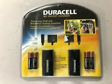 NEW DURACELL MY POCKET CHARGER IPOD BLACKBERRY ANYTIME ANYWHERE