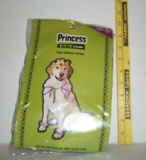 DOG ONE SIZE PRINCESS HALLOWEEN COSTUME FOR CANINES AND DOGS NOT PEOPLE