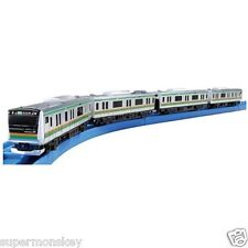 TAKARA TOMY TOMICA PLARAIL ADVENCE AS-18 E233 SHANON COLOR ACS TRAIN SET TP82256