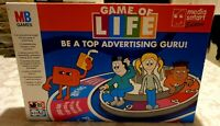 GAME OF LIFE MEDIA SMART EDITION - Be a Top Advertising Guru! 2004 MB Games