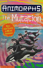 Good, The Mutation (Animorphs), Applegate, Katherine, Book