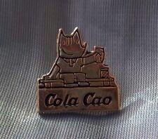 PIN BARCELONA'92 COBI COLA CAO SILUETA. DORADO. MPECABLE