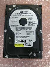 """Western Digital Caviar WD400BD-75MRA1 3.5"""" 40 Go Sata 8 Mo 7.2K interne disque dur C9368"""