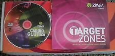 Zumba Fitness Target Zone Cardio & Glutes Never Used