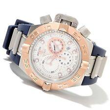 Swiss Made Invicta 11344 Subaqua Noma IV Chronograph Silver Dial Mens Watch
