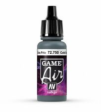 VALLEJO GAME AIR AIRBRUSH PAINT - COLD GREY - 72.750