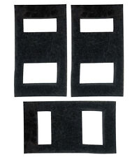 3 Foam Filter Blocks For Fluval SPEC Aquarium