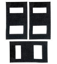 3 Foam Filter Blocks For Fluval SPEC Aquarium