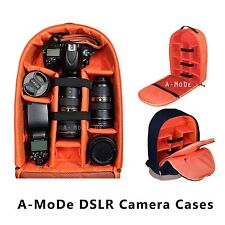 Large Camera Inner Shockproof Partition Padded Dslr Insert Bag Case backpack