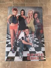 TWO SPICE GIRLS MUSIC BAND POSTERS 23x34 and 20X16.