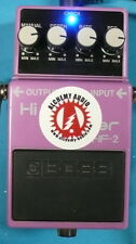 Modify your Boss HF-2 Flanger with upgrades! Mod service Only! Alchemy Audio.