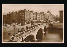Ireland CORK Patrick's Bridge Tram c1910/20s? RP PPC