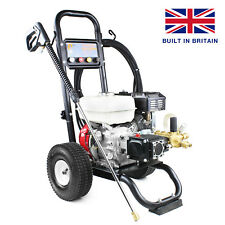 Honda Petrol Pressure Jet Washer High Power Commercial Use 6.5hp 3200psi 221 Bar