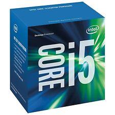Intel Core i5 7500 Processor 6MB Cache 3.4 GHz LGA1151 Quad Core Desktop PC CPU