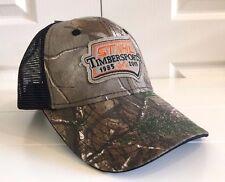 Stihl Timbersports Realtree Camo & Black Mesh Hat Cap Dri-Duck Series