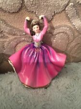 Royal Doulton Figurine Signature Collection HN3338 Karen Gold Stamp Ex Cond