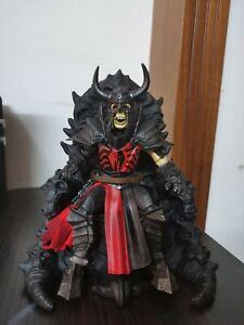 """Marvel Legends Action Figure Throne Chair Mythic Legions 1:12 Dwarf Thor SHF 6"""""""