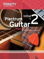 Trinity College London - Plectrum Guitar Pieces Initial-Grade 2
